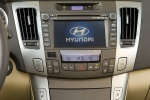 2010 Hyundai Sonata Center Console