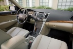 Picture of 2010 Hyundai Sonata Interior in Camel