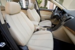 Picture of 2010 Hyundai Sonata Front Seats in Camel