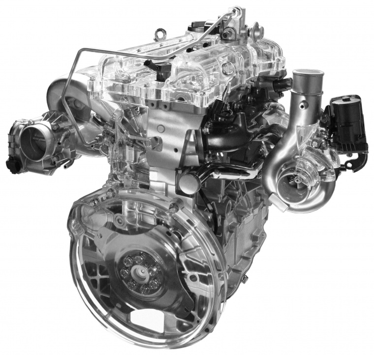 2011 Hyundai Sonata Engine 20 L 4 Cylinder