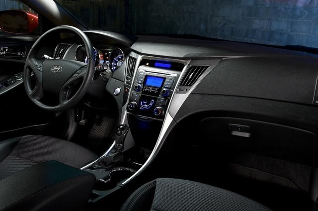 2011 Hyundai  Sonata Picture