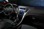 Picture of 2011 Hyundai Sonata Cockpit in Black