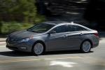 Picture of 2011 Hyundai Sonata in Harbor Gray Metallic