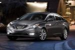 Picture of 2011 Hyundai Sonata in Radiant Silver