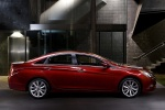 Picture of 2011 Hyundai Sonata in Venetian Red