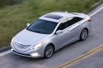 Picture of 2011 Hyundai Sonata 2.0T in Radiant Silver