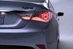 Picture of 2011 Hyundai Sonata Hybrid Tail Light