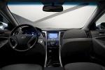 Picture of 2011 Hyundai Sonata Hybrid Cockpit in Gray