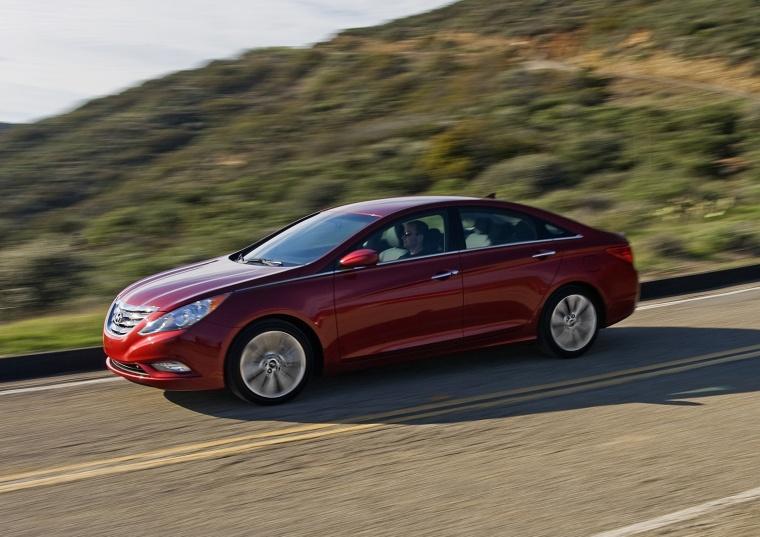 2012 Hyundai Sonata Picture