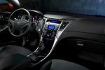 Picture of 2012 Hyundai Sonata Cockpit in Black