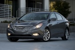 Picture of 2012 Hyundai Sonata in Harbor Gray Metallic