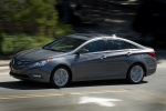 Picture of 2012 Hyundai Sonata in Harbor Gray Metallic