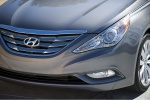 Picture of 2012 Hyundai Sonata Headlight