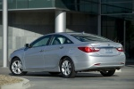 Picture of 2012 Hyundai Sonata in Radiant Silver