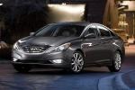 Picture of 2012 Hyundai Sonata in Radiant Silver