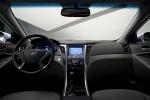 Picture of 2012 Hyundai Sonata Hybrid Cockpit in Gray