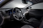 Picture of 2012 Hyundai Sonata Hybrid Interior in Gray