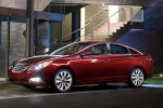 Picture of 2012 Hyundai Sonata in Sparkling Ruby Mica