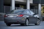 Picture of 2013 Hyundai Sonata in Harbor Gray Metallic