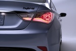 2013 Hyundai Sonata Hybrid Tail Light