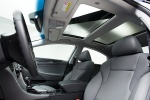 Picture of 2013 Hyundai Sonata Hybrid Front Seats in Gray