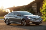 Picture of 2014 Hyundai Sonata 2.0T Limited in Harbor Gray Metallic
