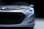Picture of 2014 Hyundai Sonata Hybrid Headlight