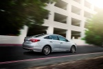 Picture of 2015 Hyundai Sonata Sport 2.0T in Symphony Silver