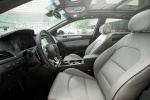 Picture of 2015 Hyundai Sonata Sport 2.0T Front Seats