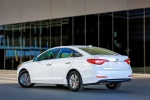 Picture of 2015 Hyundai Sonata ECO in Quartz White Pearl
