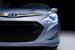 Picture of 2015 Hyundai Sonata Hybrid Headlight