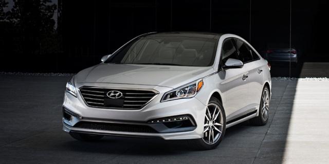 2015 Hyundai Sonata Pictures