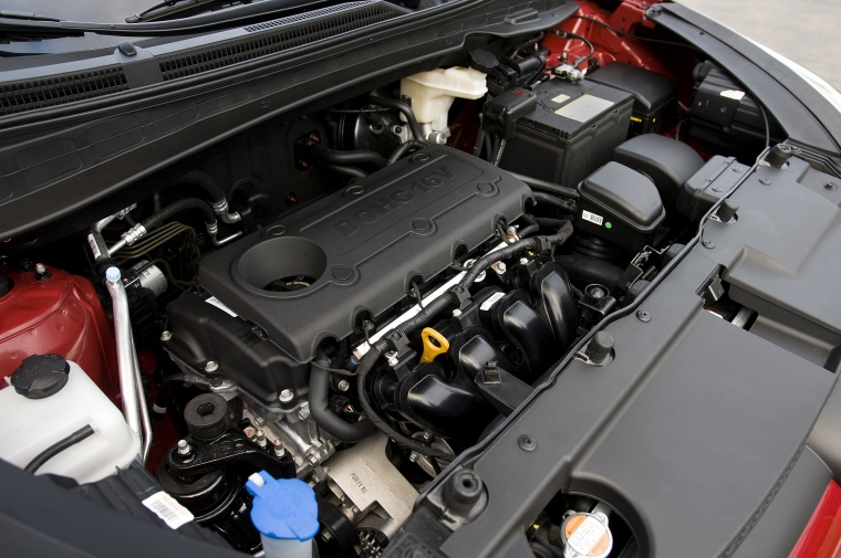 2012 Hyundai Tucson 2 4l 4 Cylinder Engine Picture Pic