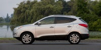 2013 Hyundai Tucson GL, GLS, Limited AWD Review