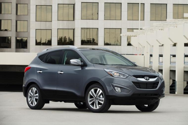 2014 Hyundai Tucson Picture