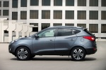 2014 Hyundai Tucson in Shadow Gray - Static Side View