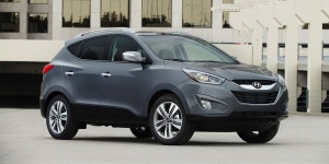 2015 Hyundai Tucson Reviews / Specs / Pictures / Prices
