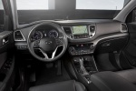 Picture of a 2016 Hyundai Tucson Limited 1.6T AWD's Cockpit