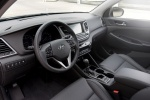 Picture of a 2016 Hyundai Tucson Limited 1.6T's Interior