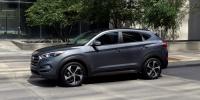 2016 Hyundai Tucson Pictures