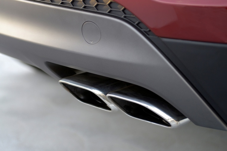2017 Hyundai Tucson Limited 1.6T AWD Exhaust Tip Picture