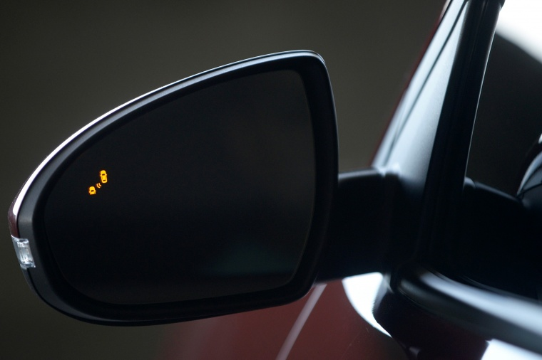 2017 Hyundai Tucson Limited 1.6T AWD Door Mirror Picture