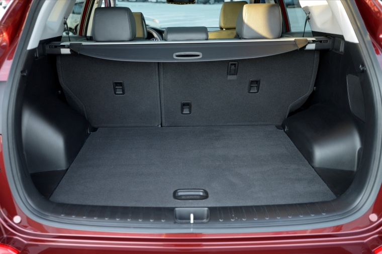 2017 Hyundai Tucson Limited 1.6T AWD Trunk Picture
