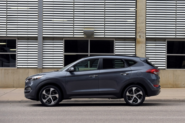 2017 Hyundai Tucson Limited 1.6T Picture