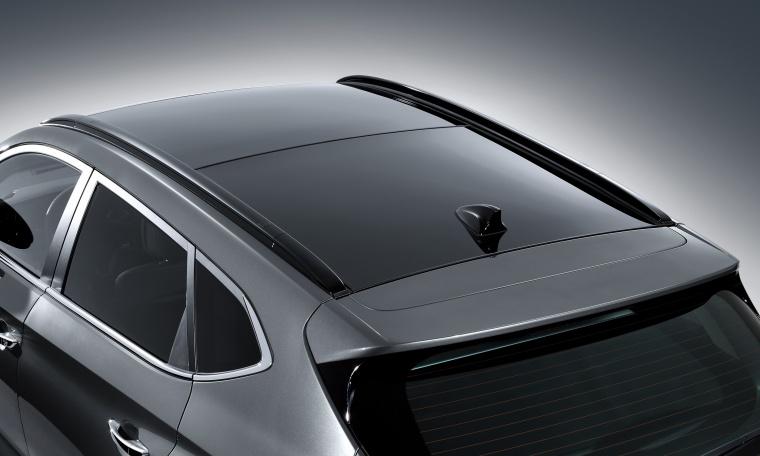 2017 Hyundai Tucson Sunroof Picture