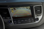 2017 Hyundai Tucson Limited 1.6T AWD Dashboard Screen