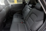 2017 Hyundai Tucson Limited 1.6T Rear Seats