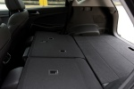 2017 Hyundai Tucson Limited 1.6T Rear Seats Folded