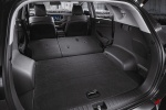 2017 Hyundai Tucson Limited 1.6T Trunk with Rear Seats Folded