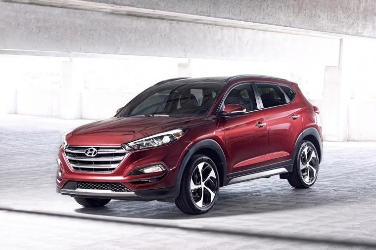 2018 Hyundai Tucson Picture